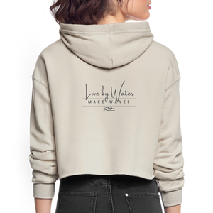 Protect what you Love-Women's 2-sided Cropped Hoodie