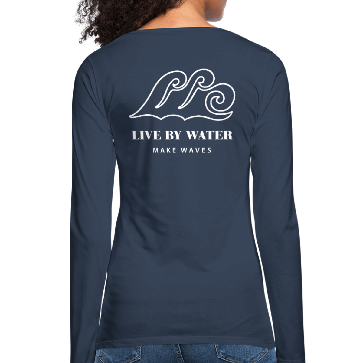 River Life-Women's Long Sleeve