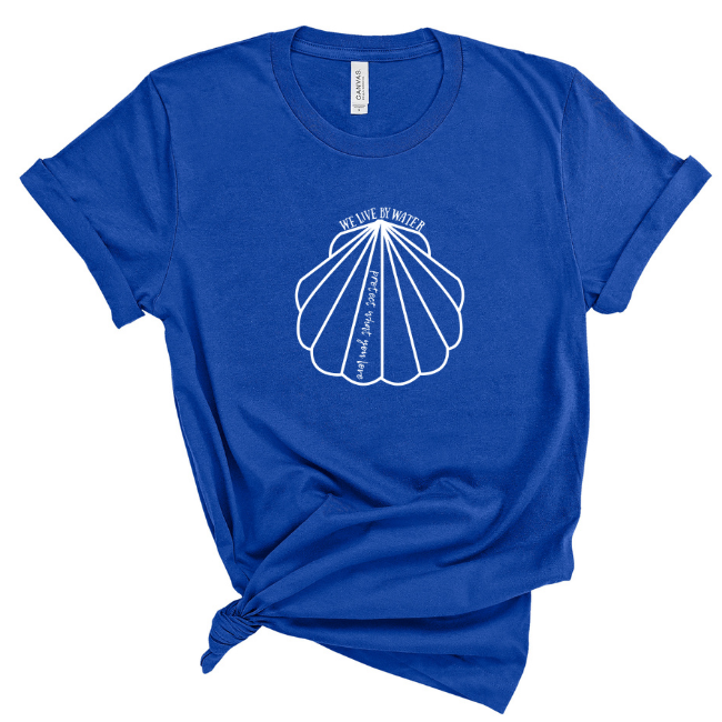 Protect What you Love/Shell-2-sided T