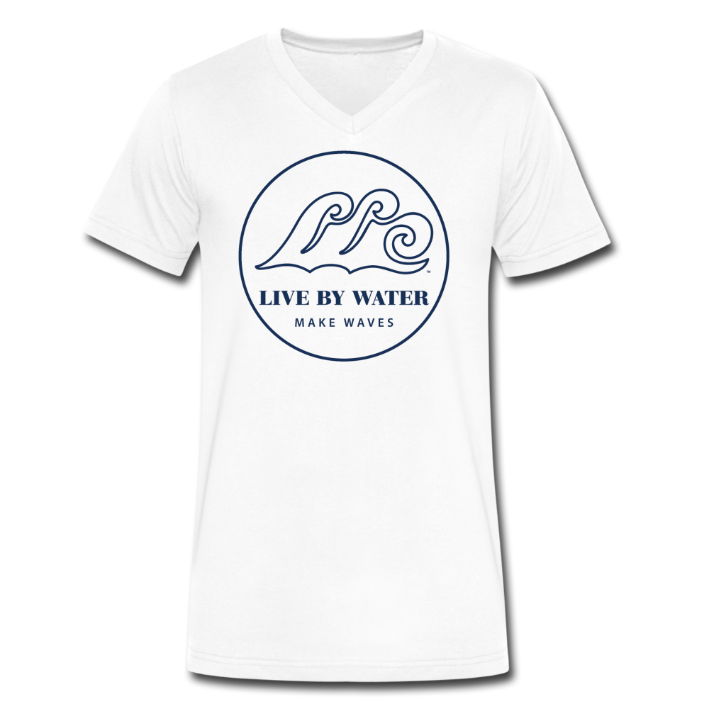 Wear with Everything Favorite White T-Classic Logo - white