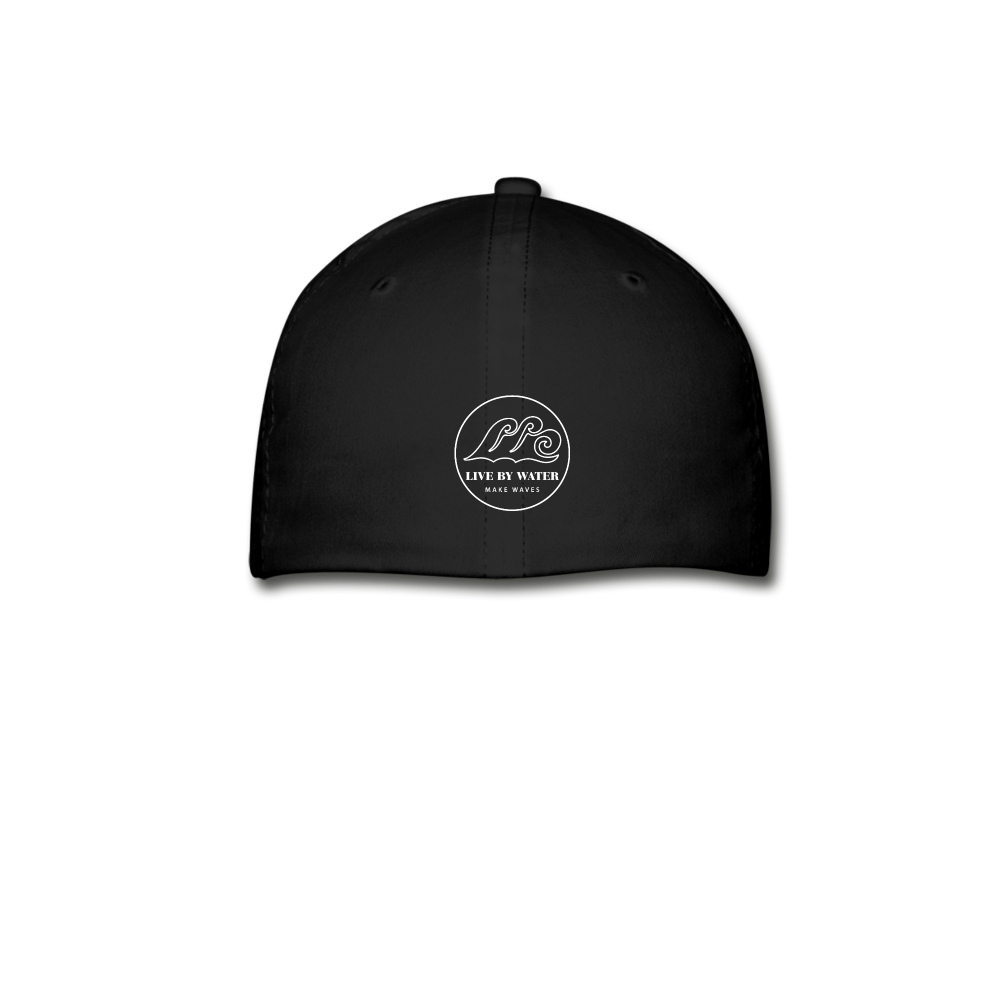 Lake Life-Baseball Cap - black