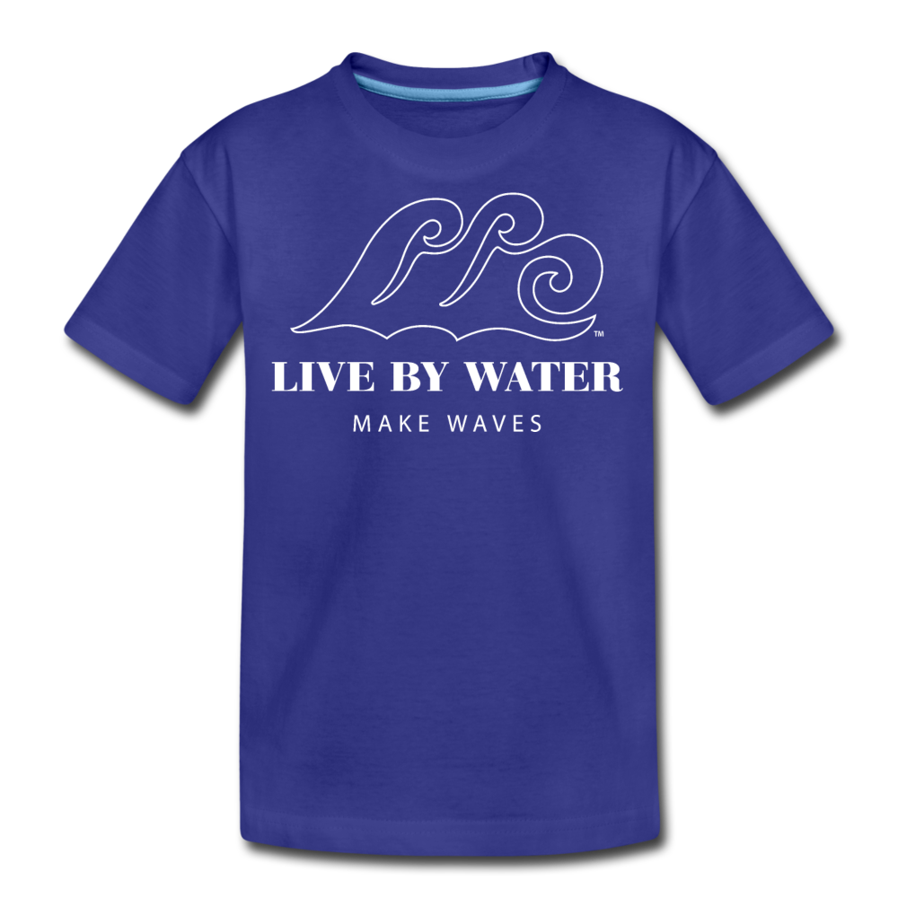 Classic Logo -Kids' T-Shirt - royal blue