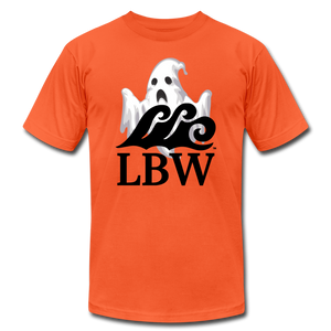 Haunted Logo-Unisex T - orange