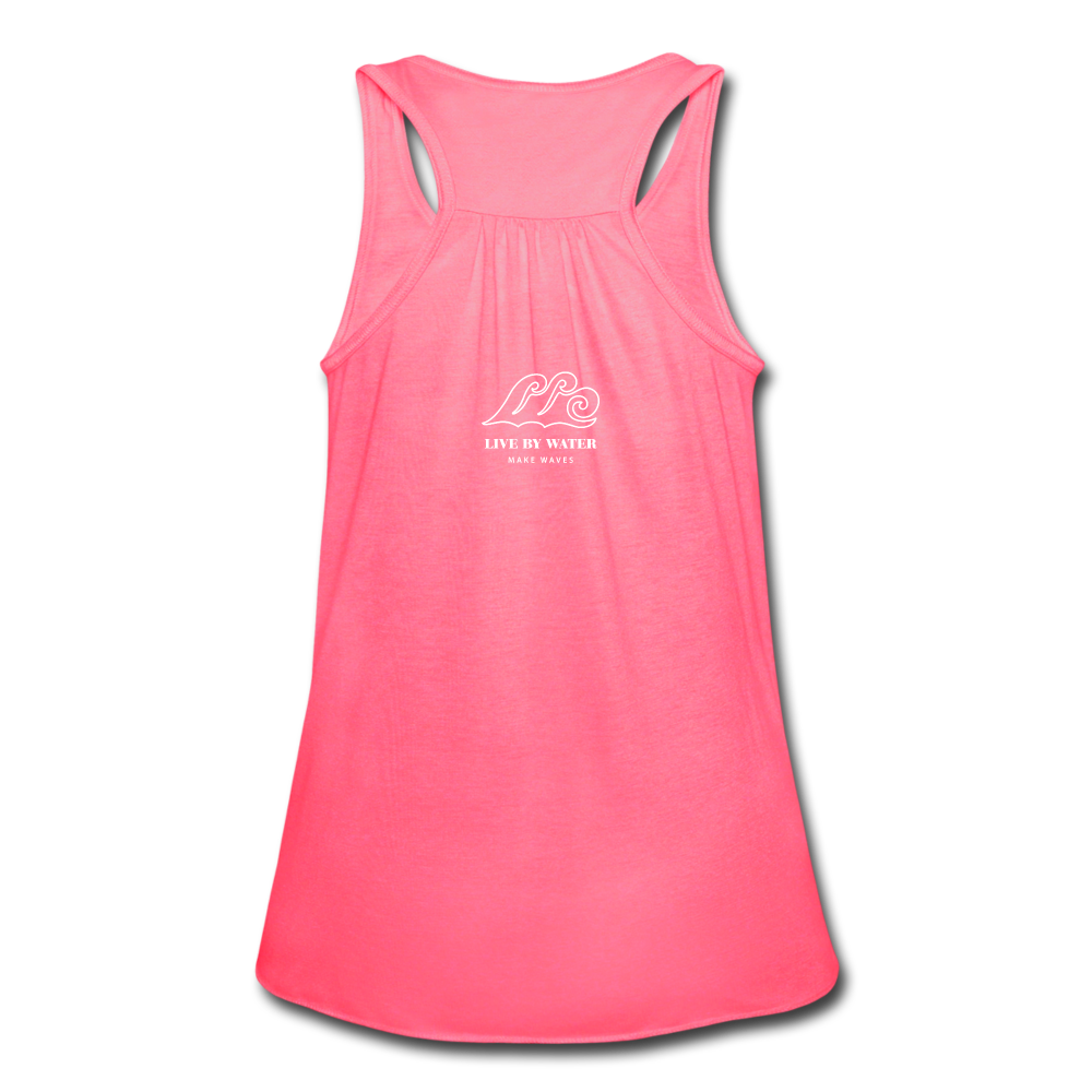 Make Waves-Tank - neon pink