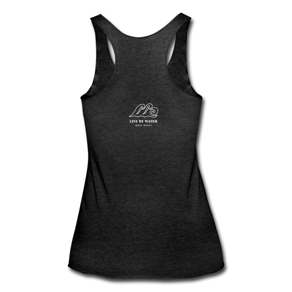 Protect what you Love Tank - heather black