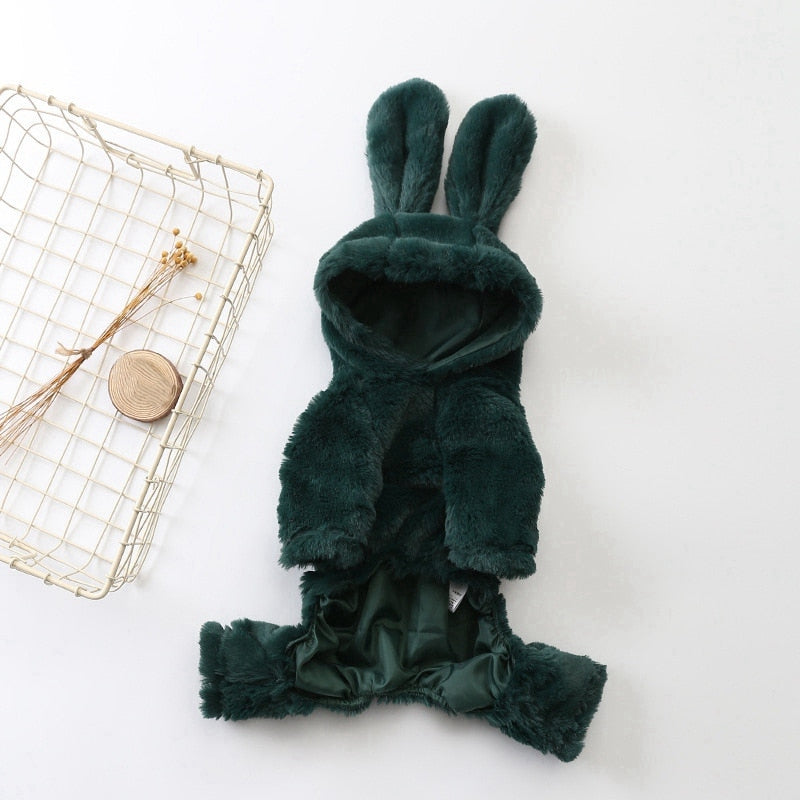 Soft Bunny Jumpsuit
