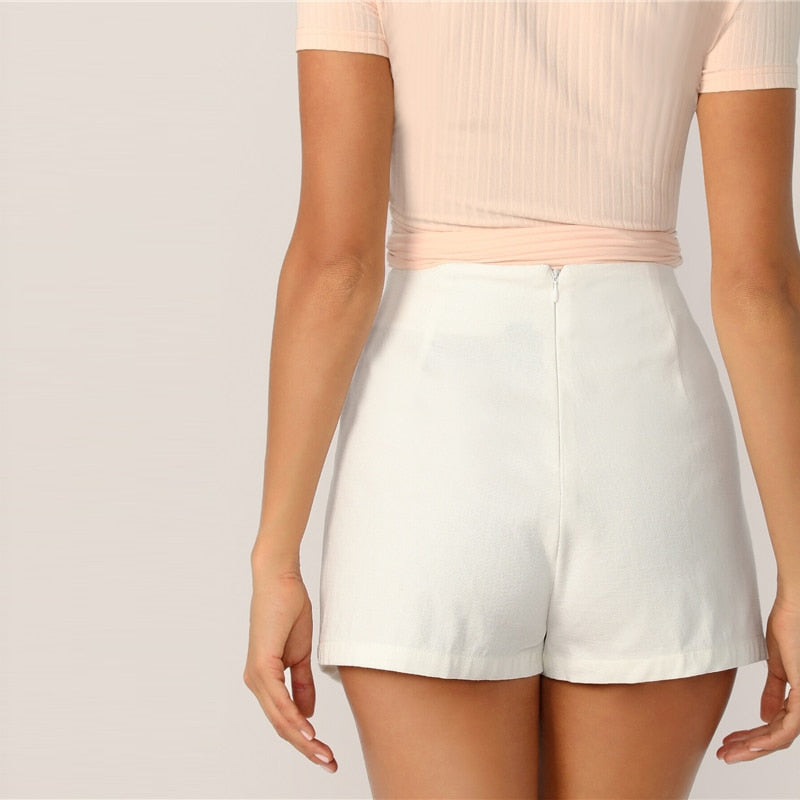 'Kaylee' Wrap Skirt Shorts