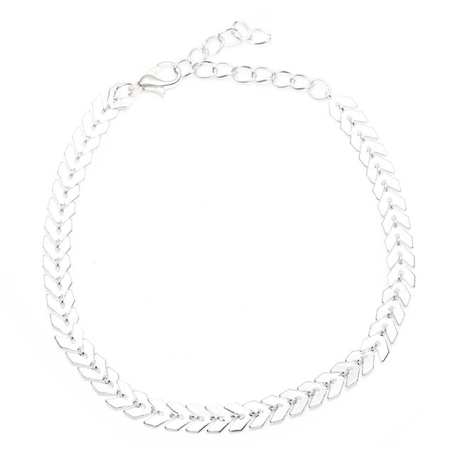 'Bailey' Summer Anklet