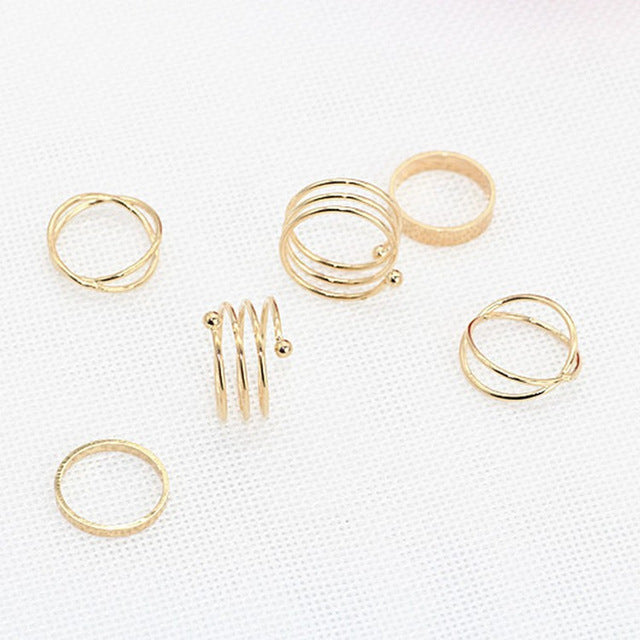 'Alexandra' Ring set