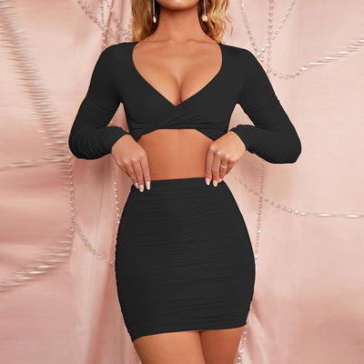 'Kaitlyn' Bodycon two piece set