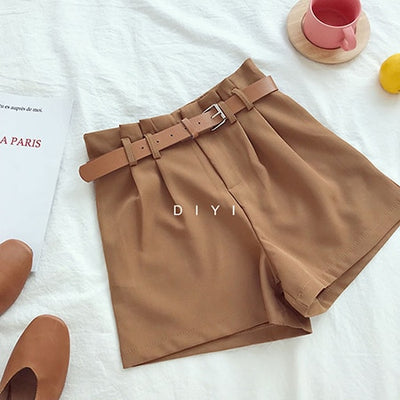 'Gabriella' Brief High waist shorts