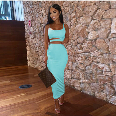 'Hailey' Two-Piece Summer Set