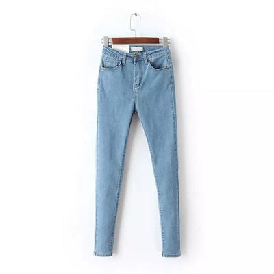 'Melody' High Waist Skinny Jeans