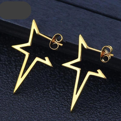 'Ariel' Star Earrings