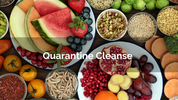 Quarantine Cleanse with Mindful Nutrition Coach