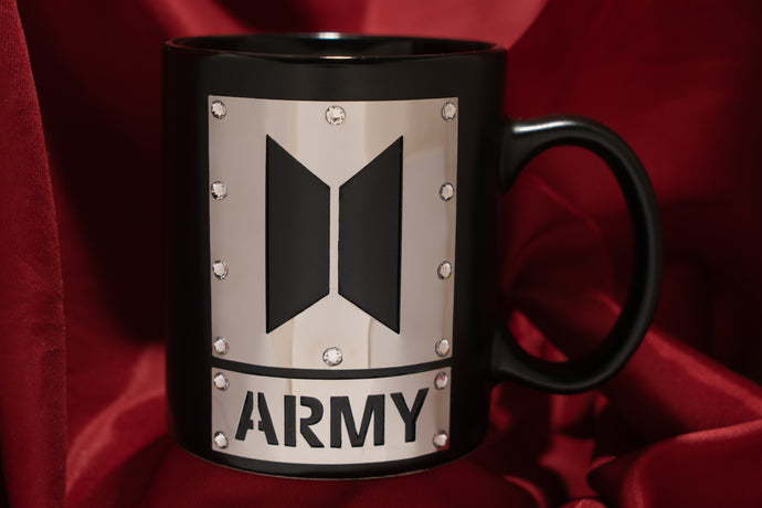 BTS mug 1A - luxury mug
