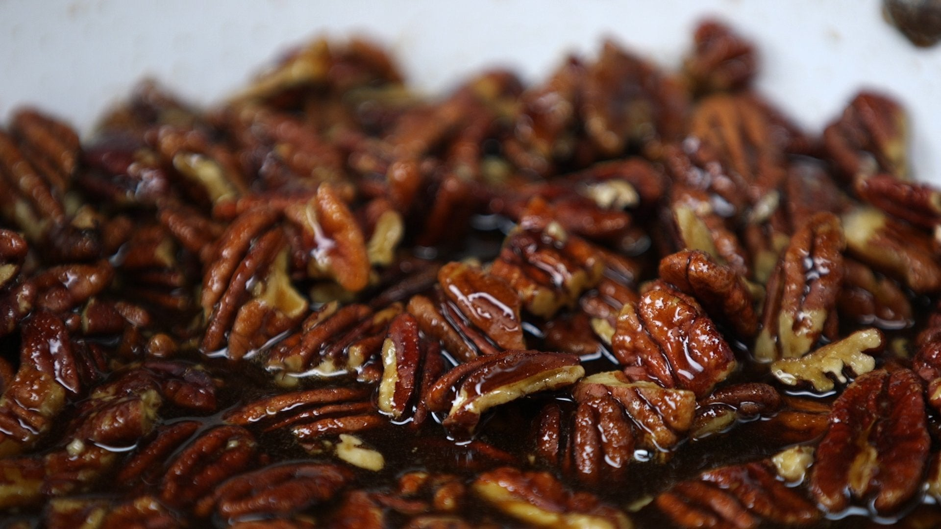 Chaga Candied Pecan Nuts