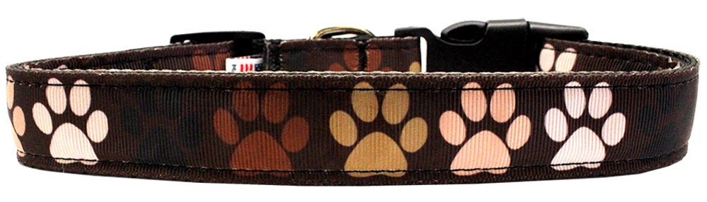 Solidarity Paws Nylon Dog Collar Sm Wide
