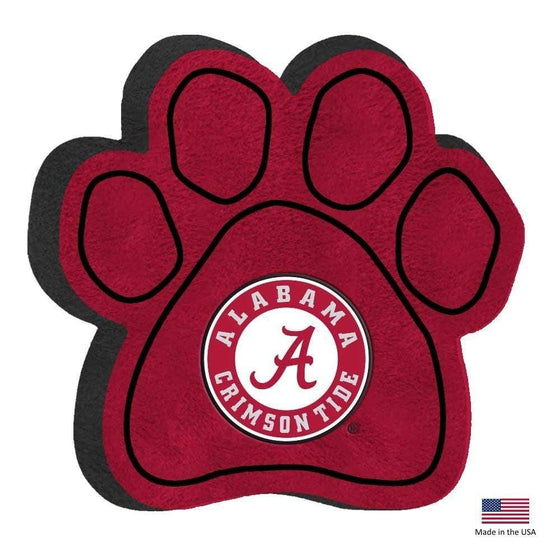 All Star Dogs Dog-products NCAA Alabama Crimson Tide Paw Squeak Toy