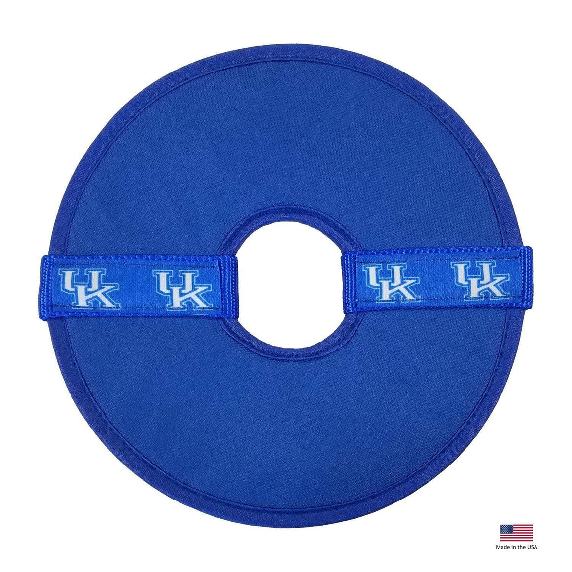 All Star Dogs Dog-products NCAA Kentucky Wildcats Flying Disc Toy