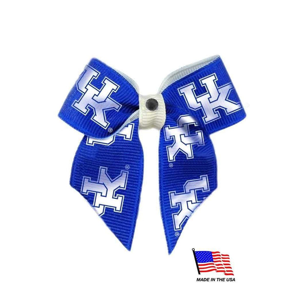 All Star Dogs Dog-products NCAA Kentucky Wildcats Pet Hair Bow