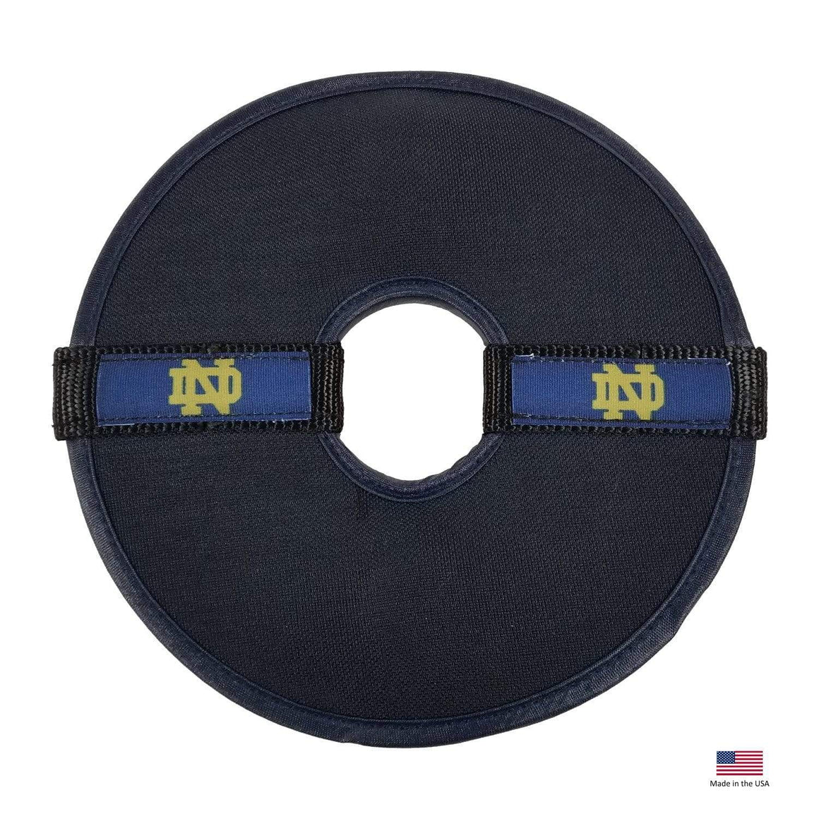 All Star Dogs Dog-products NCAA Notre Dame Fighting Irish Flying Disc Toy