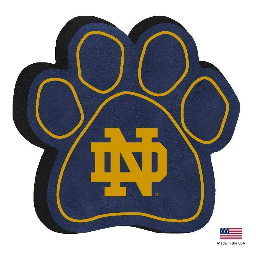 All Star Dogs Dog-products NCAA Notre Dame Fighting Irish Paw Squeak Toy