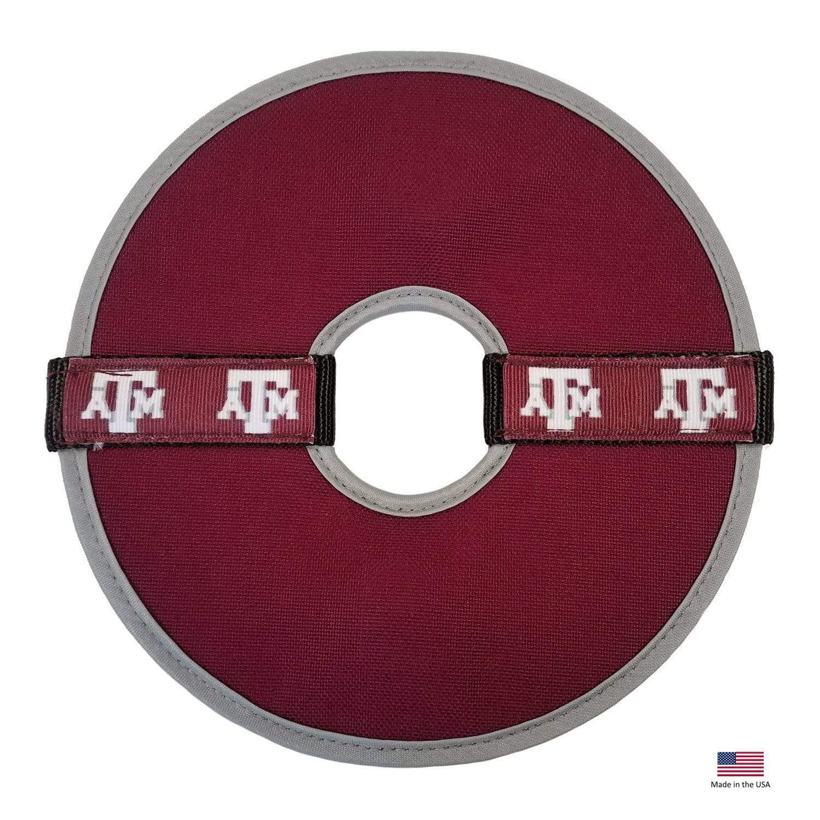 All Star Dogs Dog-products NCAA Texas A&m Aggies Flying Disc Toy