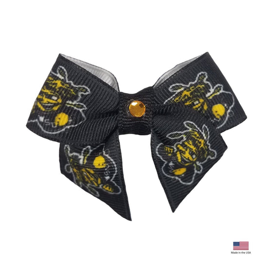 All Star Dogs Dog-products NCAA Wichita State Shockers Pet Hair Bow