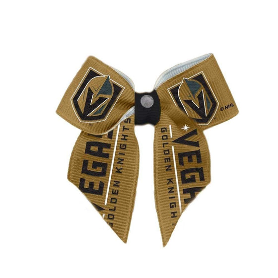All Star Dogs Dog-products NHL Vegas Golden Knights Pet Hair Bow