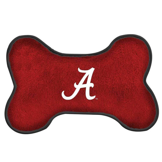 All Star Dogs Dog-products NCAA Large Alabama Crimson Tide Squeak Toy