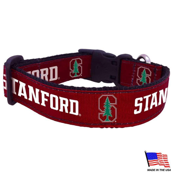 All Star Dogs Dog-products NCAA Large Stanford Cardinal Pet Collar