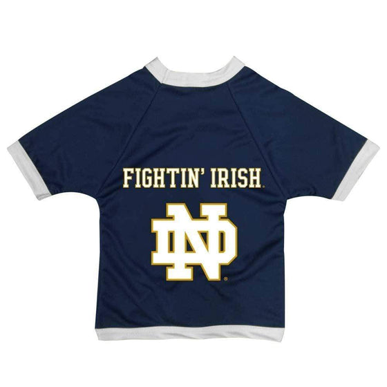 All Star Dogs Dog-products NCAA Medium Notre Dame Fighting Irish Premium Pet Jersey