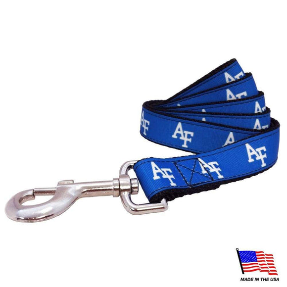 All Star Dogs Dog-products NCAA Small Air Force Falcons Pet Leash