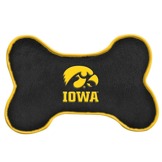 All Star Dogs Dog-products NCAA Small Iowa Hawkeyes Squeak Toy