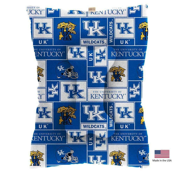 All Star Dogs Dog-products NCAA Small Kentucky Wildcats Pet Slumber Bed