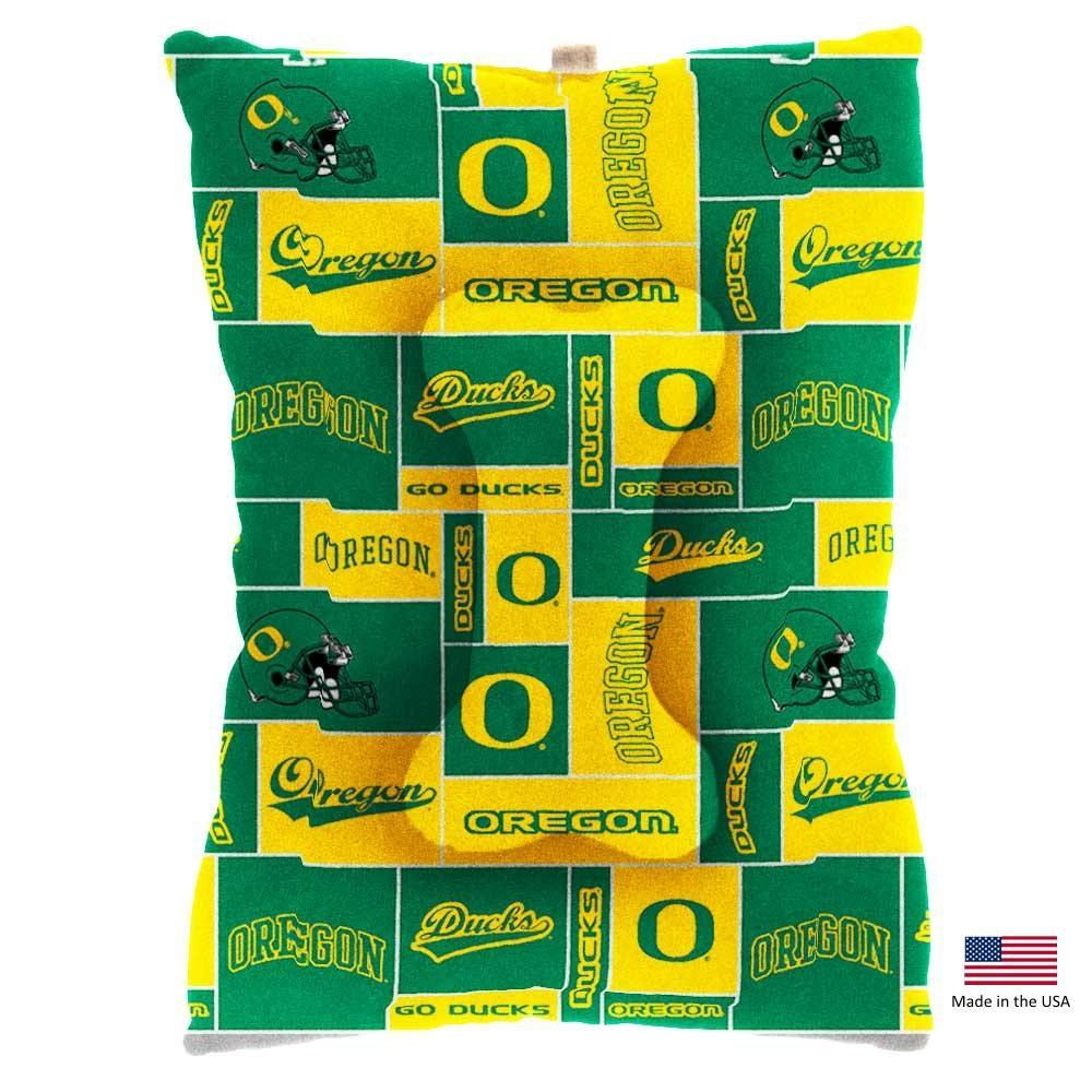 All Star Dogs Dog-products NCAA Small Oregon Ducks Pet Slumber Bed