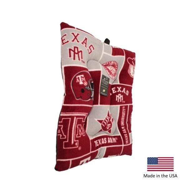 All Star Dogs Dog-products NCAA Small Texas A&m Aggies Pet Slumber Bed