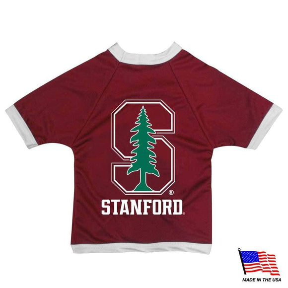 All Star Dogs Dog-products NCAA XL Stanford Cardinal Athletic Mesh Pet Jersey
