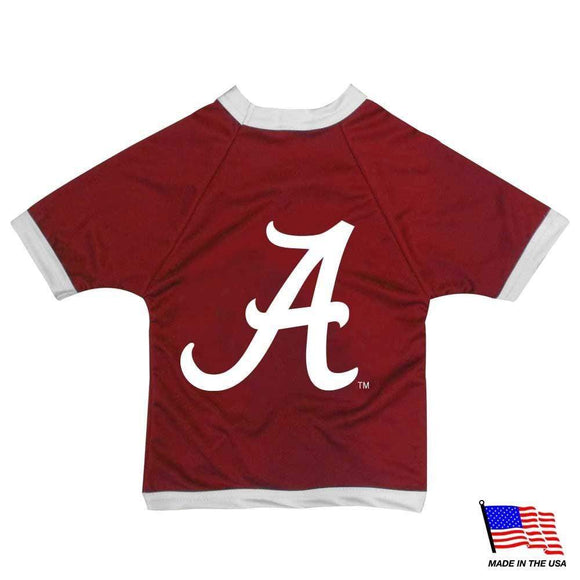 All Star Dogs Dog-products NCAA XXS Alabama Crimson Tide Athletic Mesh Pet Jersey