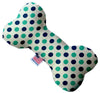 "Doggy Stylz Dog-products New 10"" Aquatic Dots Inch Bone Dog Toy"
