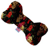 Doggy Stylz Dog-products New 10 Inch Tropical Skulls Inch Canvas Bone Dog Toy