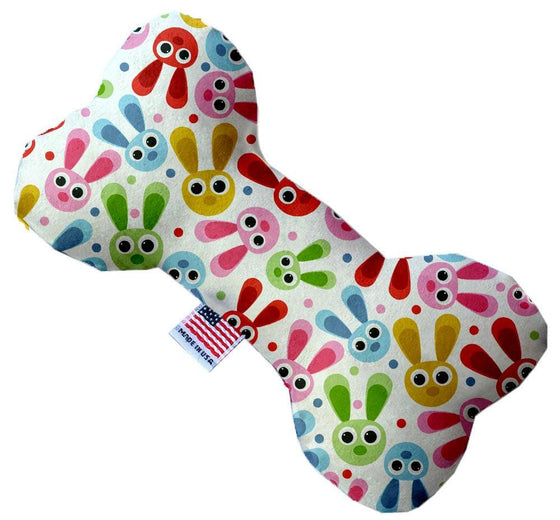 Doggy Stylz Dog-products Toys 10 Inch Funny Bunnies Inch Bone Dog Toy