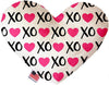 "Doggy Stylz Dog-products New 6"" Pink Xoxo Inch Heart Dog Toy"