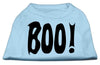 Doggy Stylz Dog-products Holiday Pet Products Baby Blue / Extra Small Boo! Screen Print Shirts