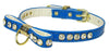 Doggy Stylz Dog-products New Blue / 14 Bow Collar
