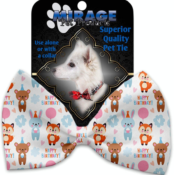 Doggy Stylz Dog-products Grooming Birthday Buddies Pet Bow Tie Accessory With Velcro