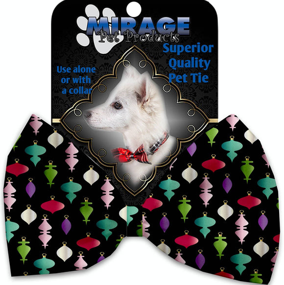 Doggy Stylz Dog-products Grooming Classic Christmas Ornaments Pet Bow Tie Accessory With Velcro