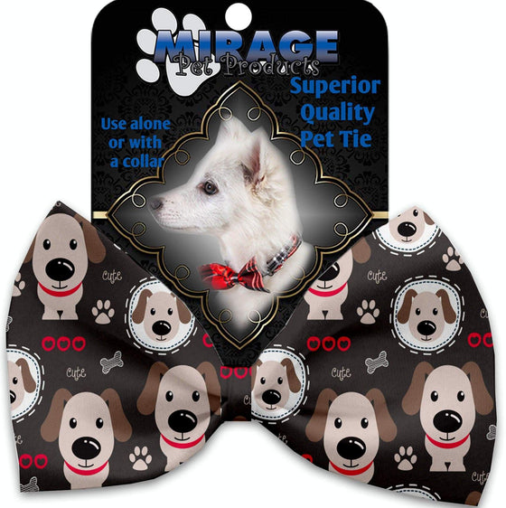 Doggy Stylz Dog-products Grooming Dapper Dogs Pet Bow Tie Accessory With Velcro
