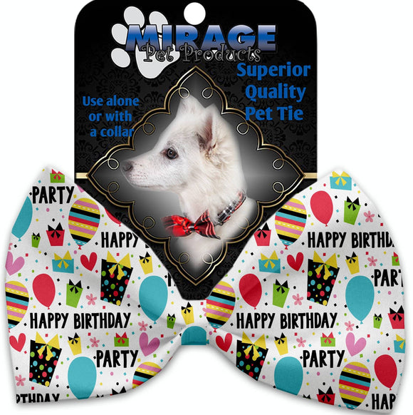 Doggy Stylz Dog-products Grooming Happy Birthday Pet Bow Tie
